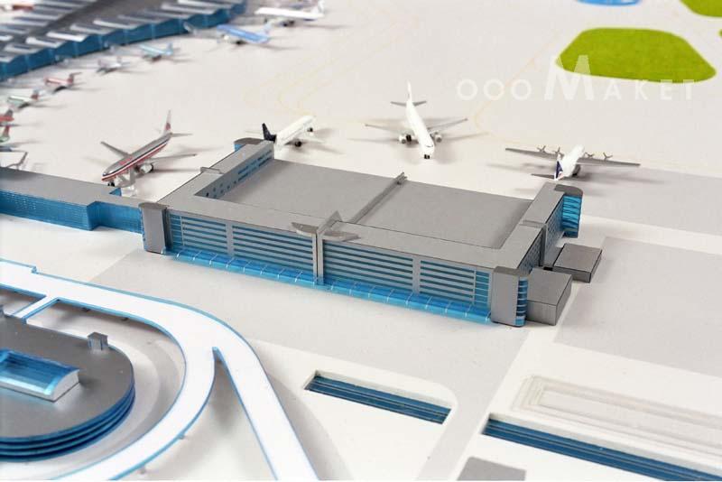 Аэропорт макет своими руками 12