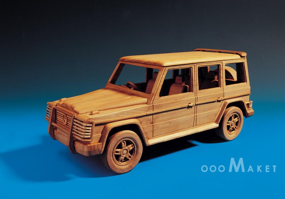 Как сделать деревянный автомобиль